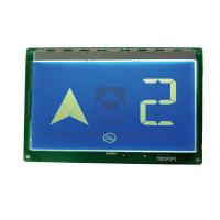 Buy cheap Home Hospital Elevator Floor Display With Optional Intercom System / Emergency Light from wholesalers