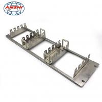 Buy cheap 19 Inch 150 Pairs Lsa Plus Module Back Mount Frame For Krone Connection Module Base from wholesalers