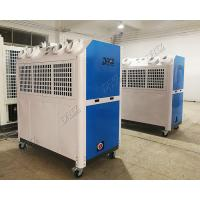 Buy cheap Outdoor Portable Air Conditioning Units 8 Ton Floor Mounted CE / SASO Certificated from wholesalers