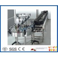 Buy cheap Small Scale Milk Processing Equipment For Tunnel Continuous Pasteurization Process from wholesalers