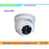 HD ONVIF Wide Angle CCTV Dome Camera , Cloud Surveillance Camera Manufactures