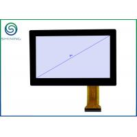 Buy cheap PCAP Projected Capacitive 7 Inch Industrial Touch Screen With USB Interface from wholesalers