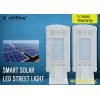 Buy cheap 12V DC Lithium Battery Solar Powered LED Street Lights With Epistar High Brightness from wholesalers