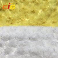 Wholesale Emboss 100% Polyester Faux Fur Fabric For Furniture Seat / Car Seat Cover from china suppliers
