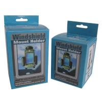Buy cheap Paperboard Custom Printed Packaging Boxes , Recycled Packaging Boxes With Hanger Hole from wholesalers