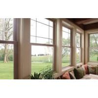 Buy cheap Double / Single Glazing Sash Track Window Good Ventilation Easy Cleaning from wholesalers