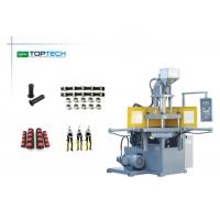 High Performance Vertical Injection Molding Machine , 100 Ton Small Plastic Moulding Machine