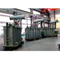 Wholesale 110kV Three Phase Electrical Oil Immersed  Power Transformers from china suppliers