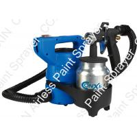 Buy cheap Mini Electric Airless Paint Sprayers , Power Sprayer Paint HVLP Spray Painting from wholesalers