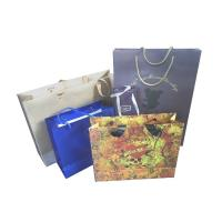 Buy cheap Paper bags with handles from wholesalers