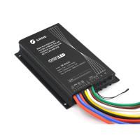 Buy cheap Outdoor Dimming AC DC Hybrid Solar Charge Controller 12v 24v 15A 280g Weight from wholesalers