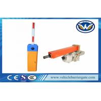 Buy cheap Alarm Flashing Straight Arm Automatic Barrier Gate Light Highway Toll from wholesalers