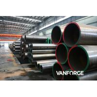 Buy cheap EN10216-3 690QH Round Seamless Alloy Steel Pipe Heavy Duty High Toughnesss from wholesalers