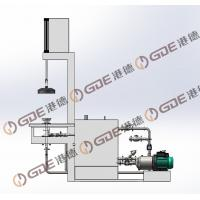 60 - 80 kegs / h Semi-automatic Duplex Beer KEG Washer  Manufactures