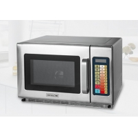 Buy cheap Commercial microwave oven, convenience store, supermarket, microcomputer control, stainless steel body, high-grade oven from wholesalers
