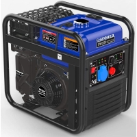Buy cheap Portable 130A MMA/TIG Welding Generator with  3.5kW 230V/50Hz auxiliary power out from wholesalers