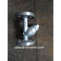 Buy cheap China strainer,Y-type strainer,filter,API strainer,DIN strainer,Y pattern strainer,strainer DIN 3356 from wholesalers