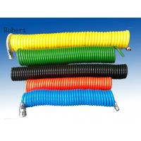 China SMC Clear Polyurethane Pneumatic Tubing For Industrial Robots Multiple Color on sale