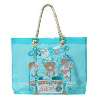 Buy cheap Eco Friendly Clear Tote Bags , Fashion Lightweight Tote Bag For Ladies from wholesalers