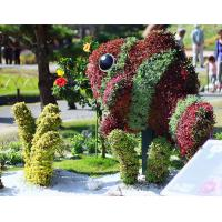 Wholesale Outdoor Amazing Artificial Fish Topiary Fish Sculpture for Residential Area Park Facility from china suppliers