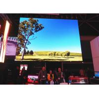 Buy cheap Full Color P5 Indoor Advertising LED Display Signs SMD3528 1R1G1B CE , ROHS product