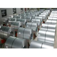 China SPCC Cold Rolled Steel in Coil  JIS 3302 Galvanized Steel Coils for Equipment on sale