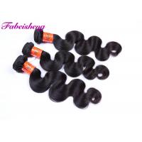 China Indian Straight / Body Wave Hair Raw Unprocessed Virgin Human Hair From India on sale