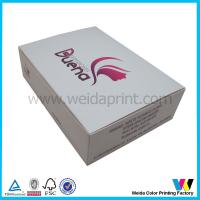 Environmental Eco-friendly Recycled Durable Hair Extension Packaging Box Manufactures