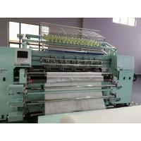 Buy cheap Computerized Lock Needle Quilting Machine , Bed Sheet Making Machinery from wholesalers