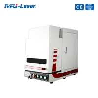 Buy cheap 20W Newest Enclosed Fiber Laser Marking Machine product