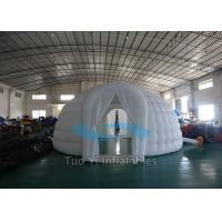 Wholesale Advertising Giant Inflatable Tents , Activity Air Tight Camping Air Dome Tent from china suppliers