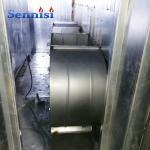 Buy cheap Low Pressure Nickel Free 690 KG Industrial Gas Burner from wholesalers