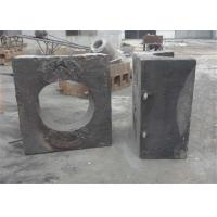 China 2 Inch To 8 Inch Pipe Fitting Mould For Induction Hot Pushing Forming Machine on sale