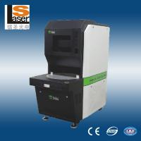 Buy cheap 10w 20w 30w 50w Fiber Laser Mark Machines For Metal / Plastic , Fiber Laser Marker product