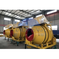 Buy cheap High Efficiency JZR500 Diesel Concrete Mixer Hydraulic Hopper System Smooth Easy product