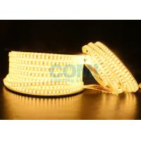 Wholesale 2835 Dual Row LED mount 168 LED / M High Voltage LED Strip Light 1000LM / Meter  from china suppliers