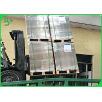 Buy cheap 1.3mm 1.4mm 1.5mm 1.9mm Grey Board Paper 65 X 97cm For Book Binding from wholesalers