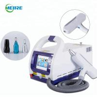 Buy cheap High Power Nd Yag Laser Machine , Portable Tattoo Machine 1500W Output Power from wholesalers