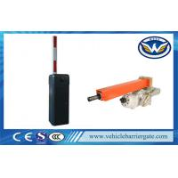 Automatic Toll Parking System Barrier Gate Operator Straight Arm