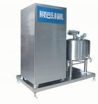 Buy cheap Milk goat milk pasteurization machine from wholesalers