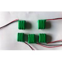 Buy cheap B160H 2 wires 3.6V 160mAh NiMH Nickel metal hydride chemistry Coin cell replace varta from wholesalers