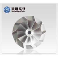 Buy cheap titanium casting compressor wheel from wholesalers