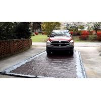 Buy cheap Mobile Valeting Wash Pad Containment Systems PVC Washpad For Cleaning from wholesalers