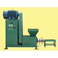 Buy cheap Charcoal Briquette Machine / sawdust briquette making machine    (skype:zhoufeng1113) from wholesalers