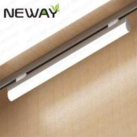 Buy cheap LED Tube Track Lights 24W 36W 48W LED Track Linear Light Warm White 3000K Daylight Natural White 4000K Cool White 6000K from wholesalers