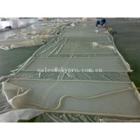 High Temperature Clear Transparent Silicone Rubber Sheet for Medical Equipment Manufactures