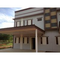 Buy cheap Light Steel Frame Prefabricated House Earthquake Resistance / Light Gauge Steel House from wholesalers