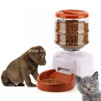 Wholesale Automatic pet feeder dog feeder smart dog products from china suppliers