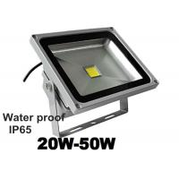 Energy - saving 50W 30W LED Garden Flood Lights / Waterproof  RGB LED Floodlight Manufactures