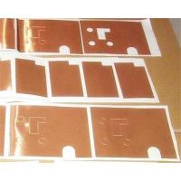 Wholesale mould cut one-side or double-side conductive copper foil tape from china suppliers